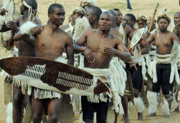 The Ngobamakhosi / Leigh Willson (p)