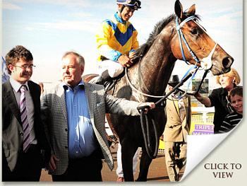 Igugu winner of the SA Triple Tiara and Horse of the Season