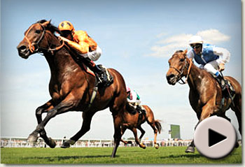 Canford Cliffs win Queen Anne Stakes from Goldikova