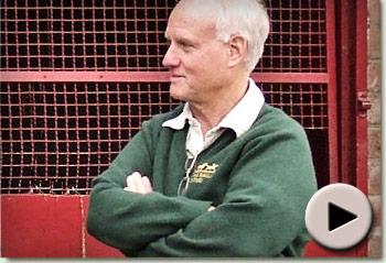 Mick Goss interview Emperors Palace National Yearling Sale 2011