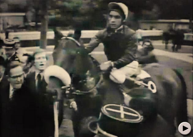 Allez France - 1974 Prix de l'Arc de Triomphe