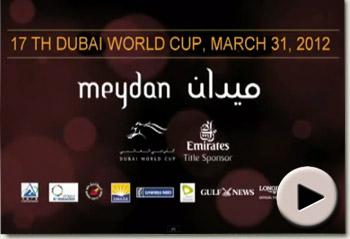 2012 Dubai World Cup Promo