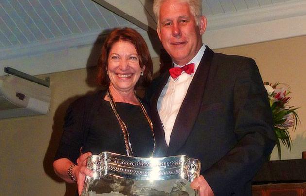 Linda Norval and Koos de Klerk - Anita Akal Award