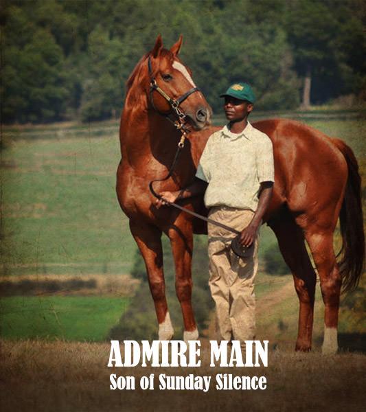Admire Main by Sunday Silence