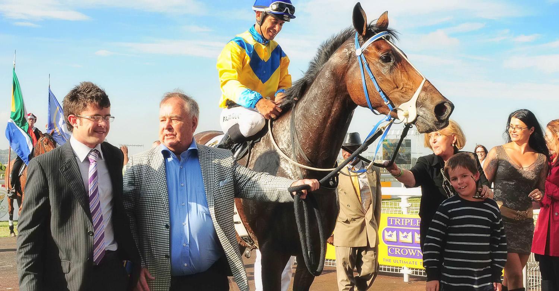 Igugu - SA Oaks (Gr1) & SA Triple Tiara (2011) / Summerhill Stud (p)