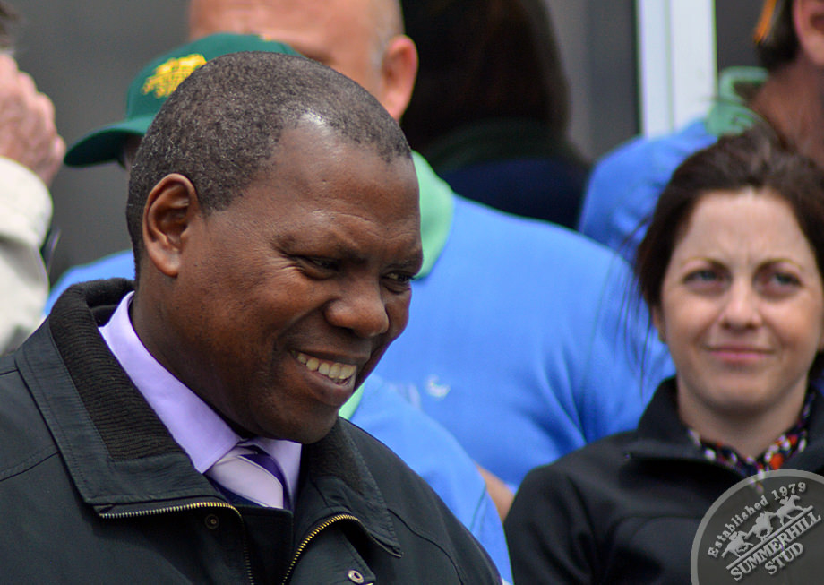 Dr Zweli Mkhize - CTS JHB Ready To Run Gallops