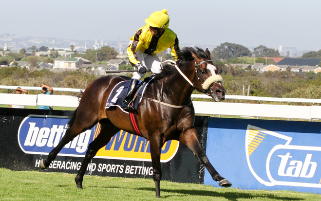 Capetown Noir - Cape Premier Guineas (Grade 1) Photo: Liesl King