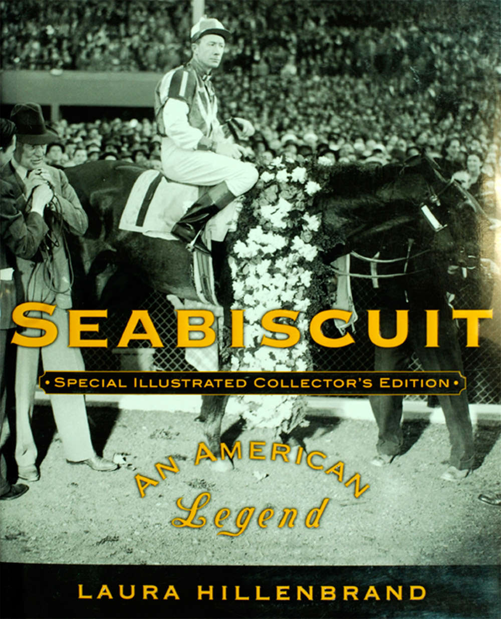 Sea Biscuit Book