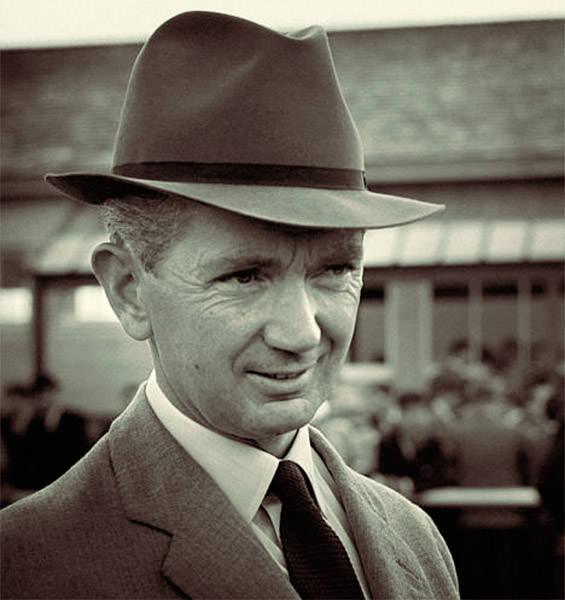 Vincent O'Brien / Horseracing DVD (p)