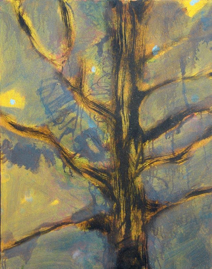 Hans Anderson Landscape Number 2 (The Tinder Tree)