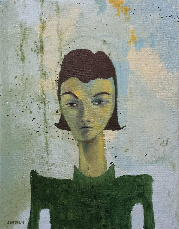 Imaginary Portraits - Poet