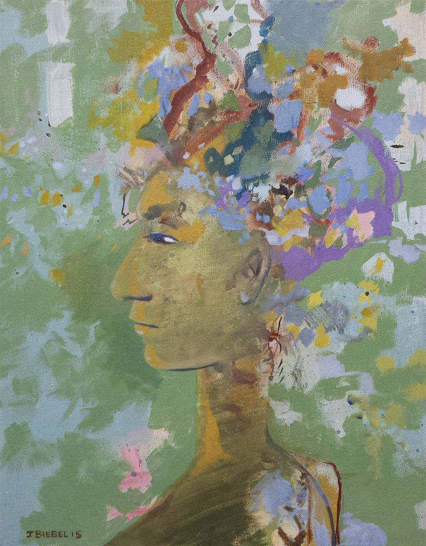 Imaginary Portraits - Spiritual Medium