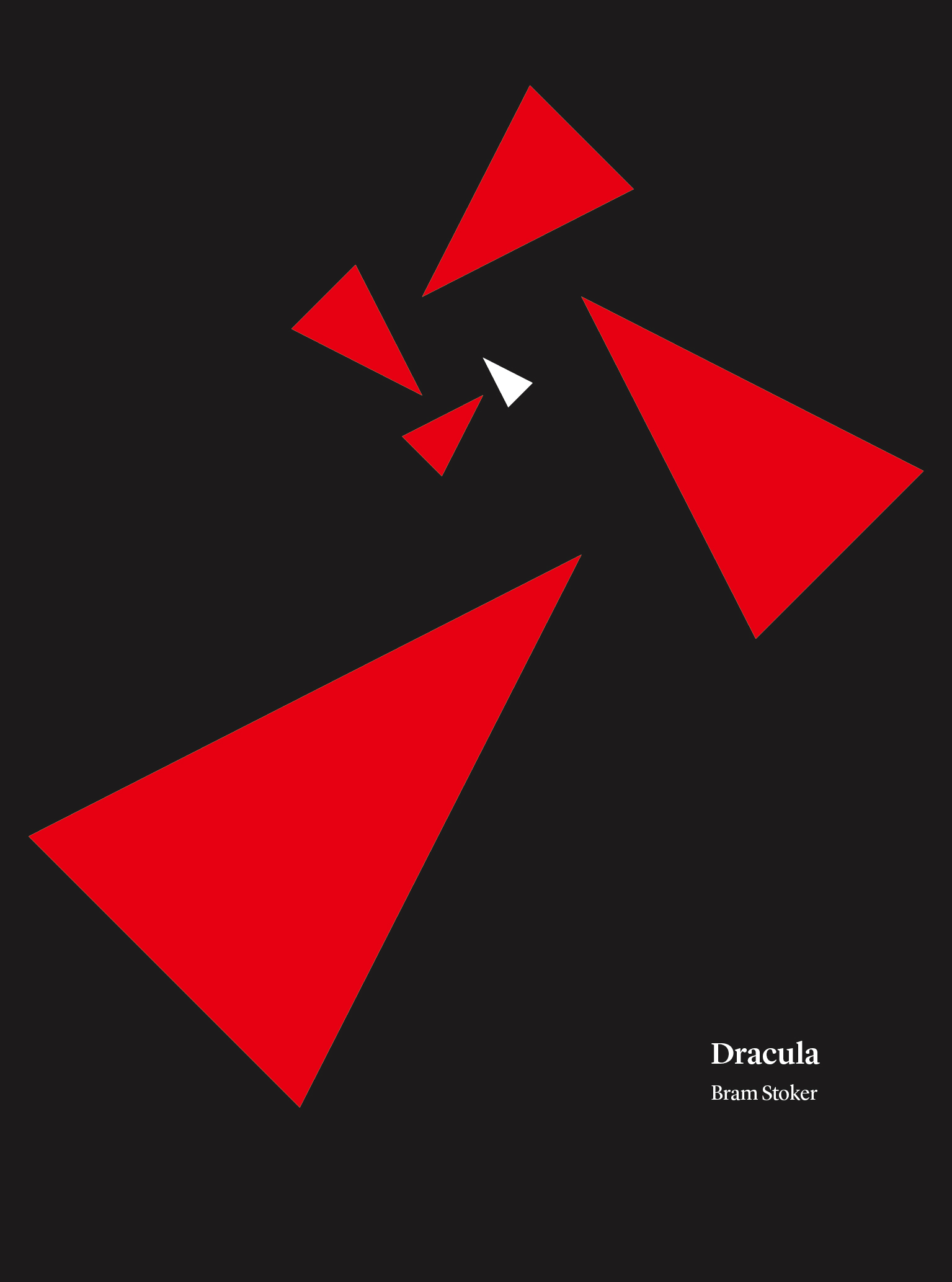 Dracula  - Tension, Sequence of events, victim, blood