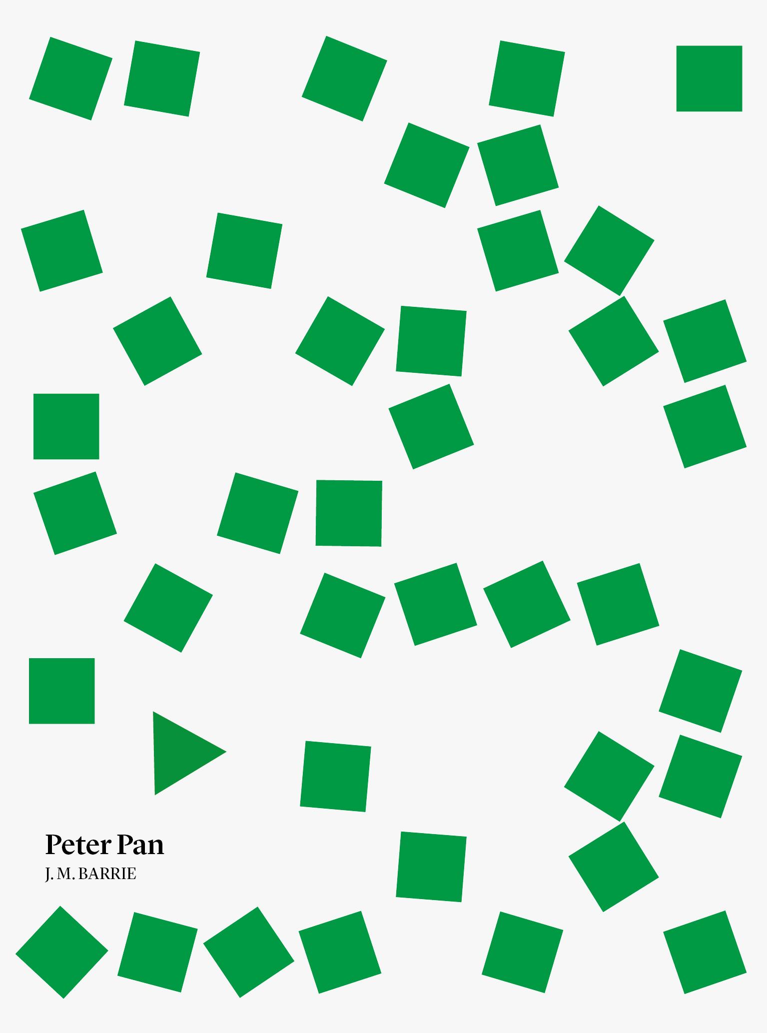 Peter Pan 1  - Playfulness and Solitude