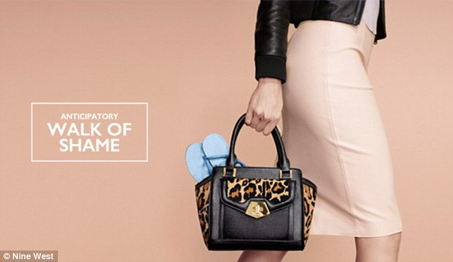 Nine West, Fall 2014 Ad Campaign.