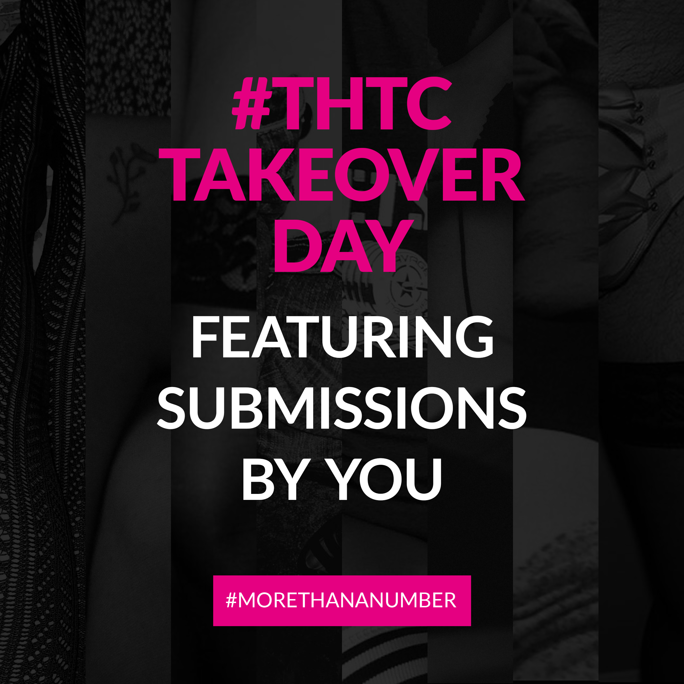 For Women's History Month, the Femme Project has been exploring body image and celebrating the beauty of all women. Today, Thigh High Thursday is all about YOU - the women (and men) who embrace their originality, their sexy, their curves, their kink, their nonconformity and their femininity...and of course, their thigh highs.
