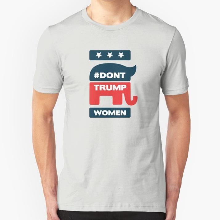 The GOP Elephant Slim Tee