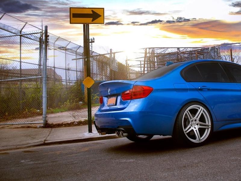 BMW F30 DUKE DYNAMICS CSL TRUNK — Top Class Auto Salon