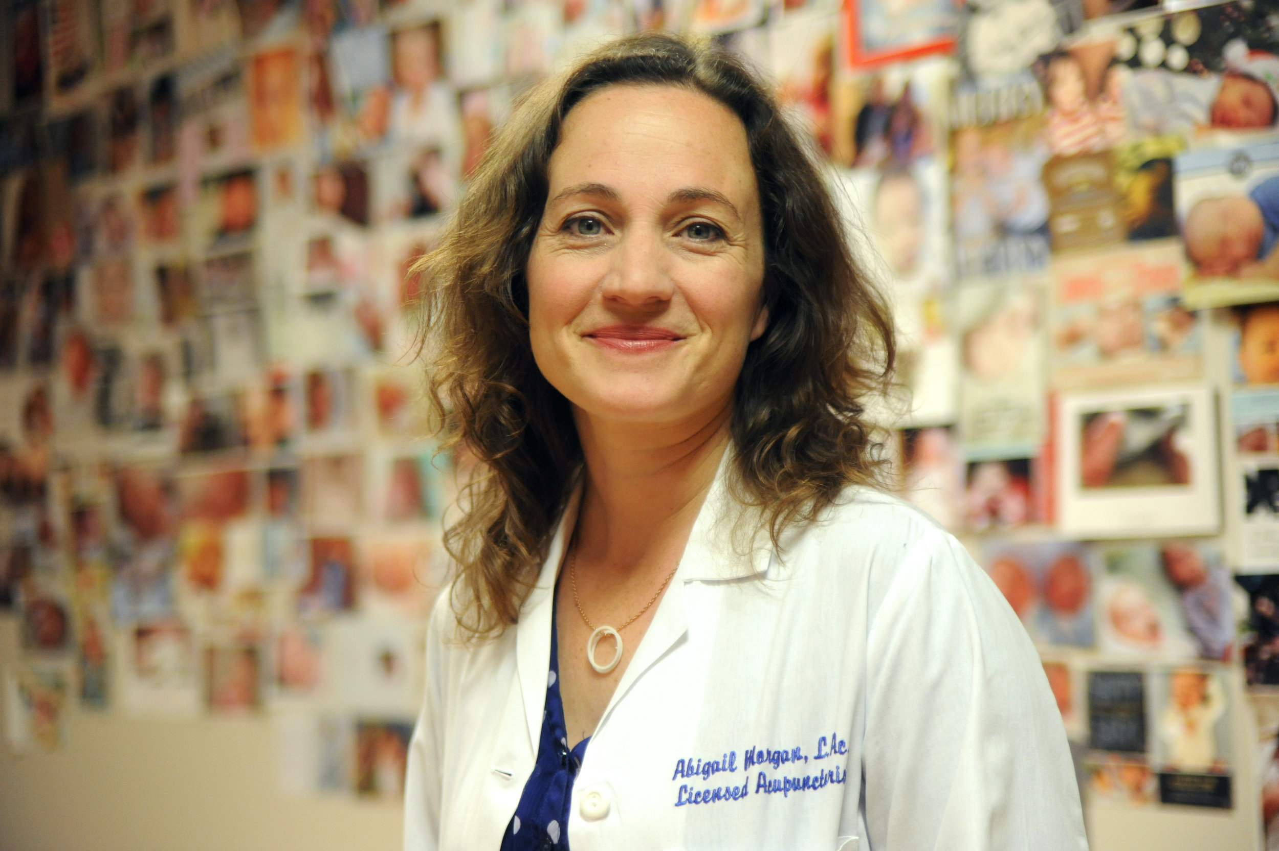 Abigail Morgan, L.Ac., FABORM, Owner & Clinic Director