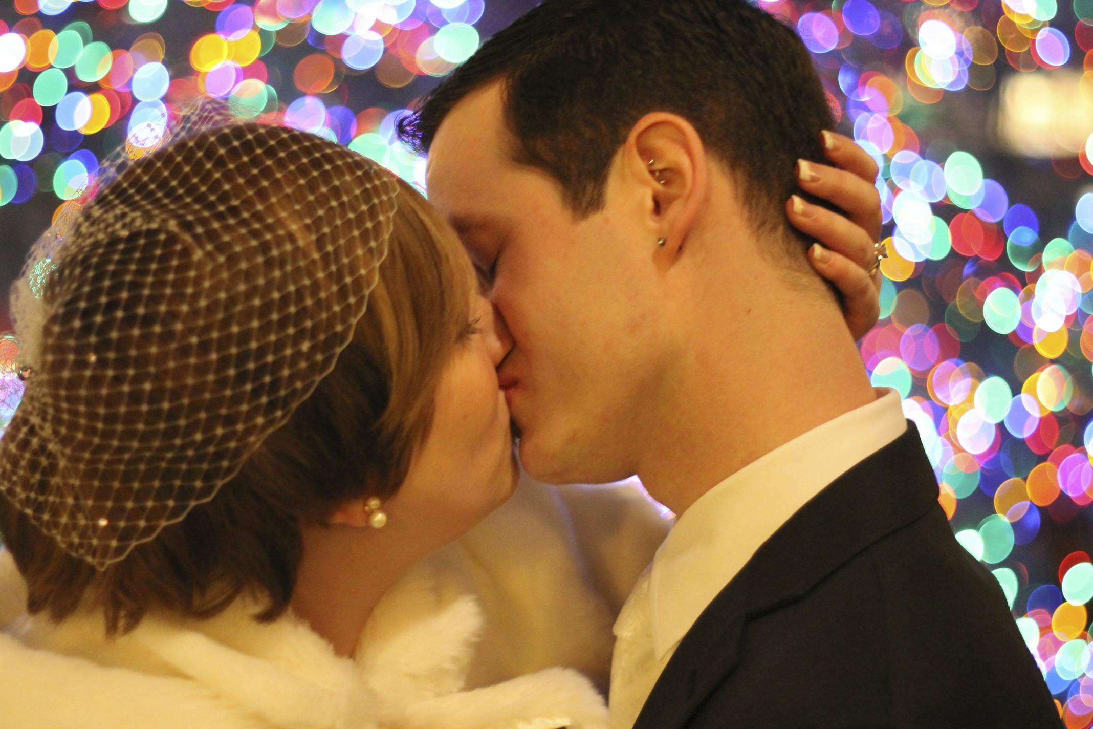 Mike and Cassondra Wedding