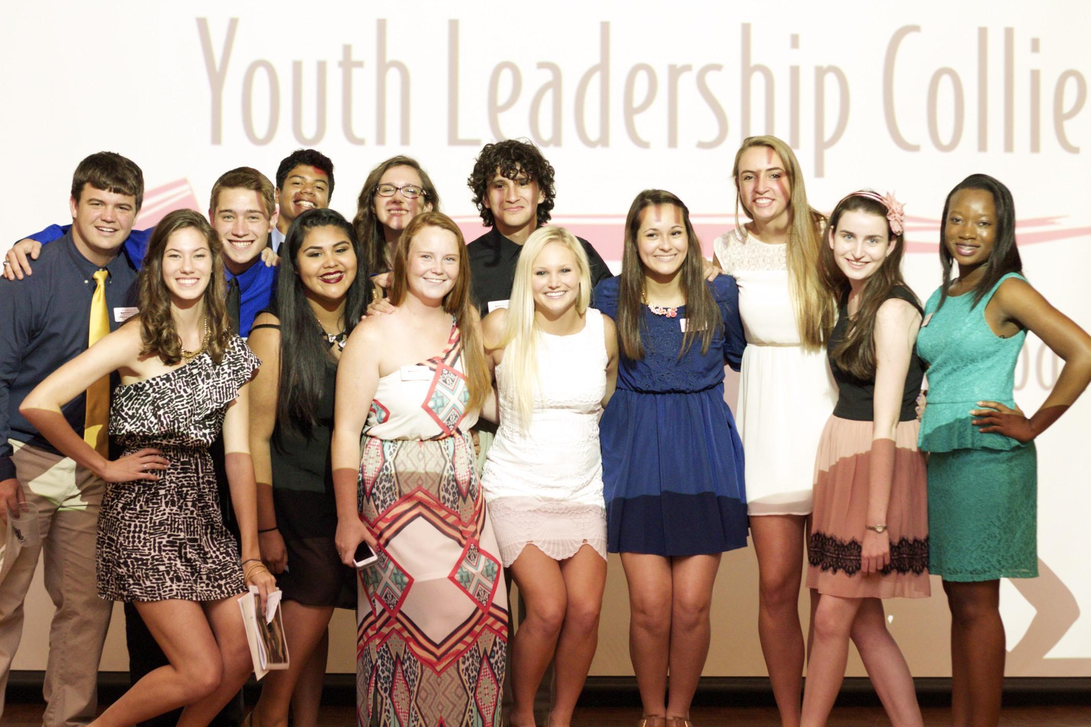 Youth Leadership Collier Graduation 2014