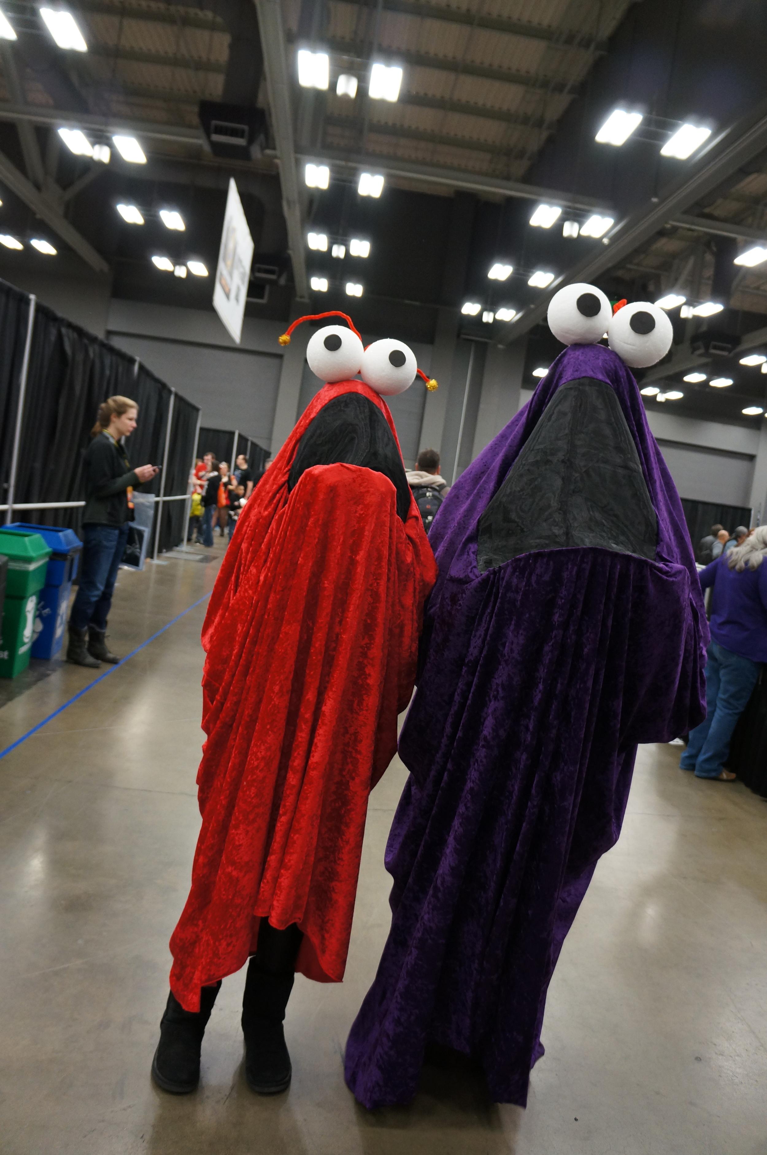 Sesame Street aliens