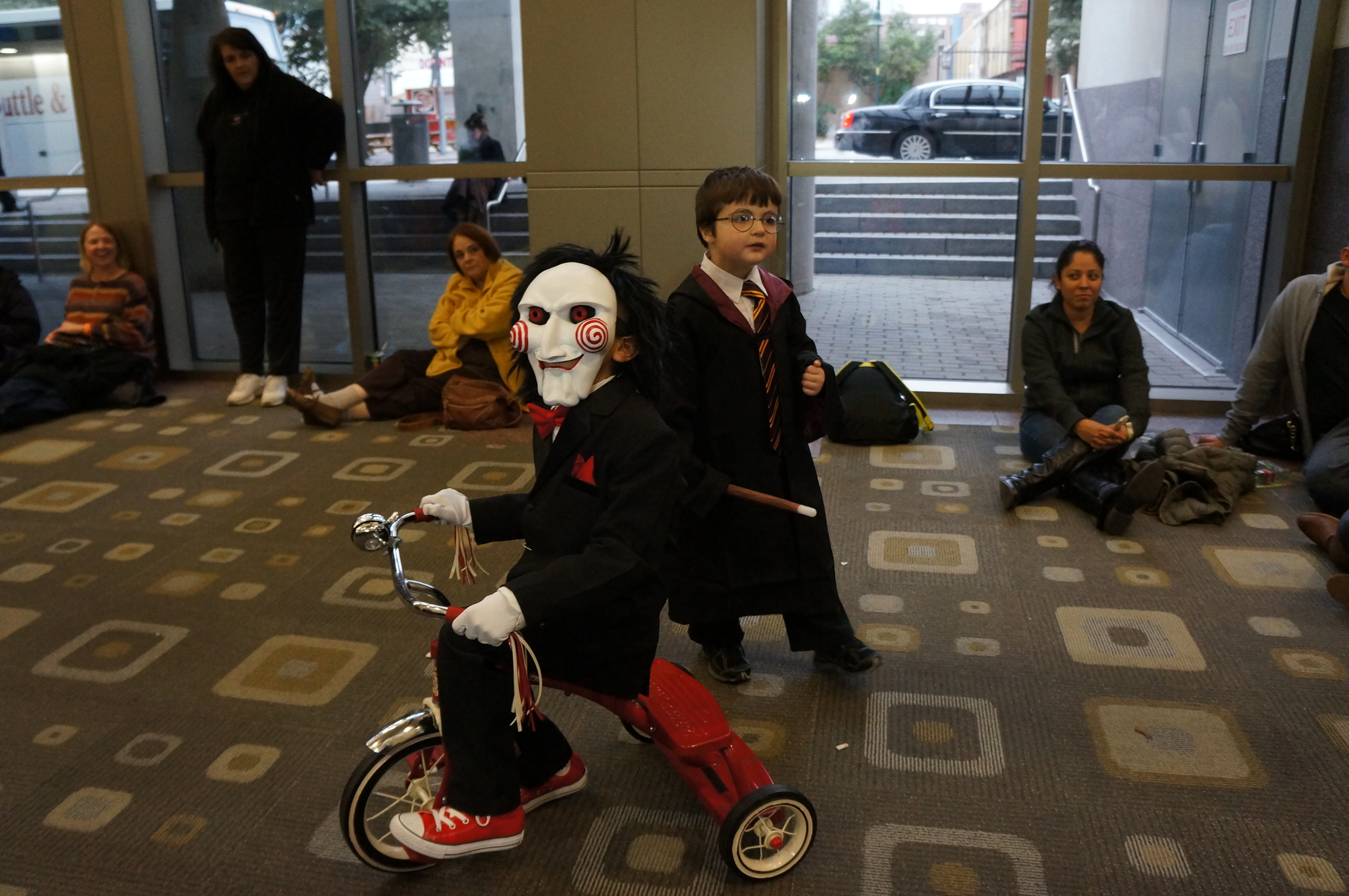 Jigsaw and HP