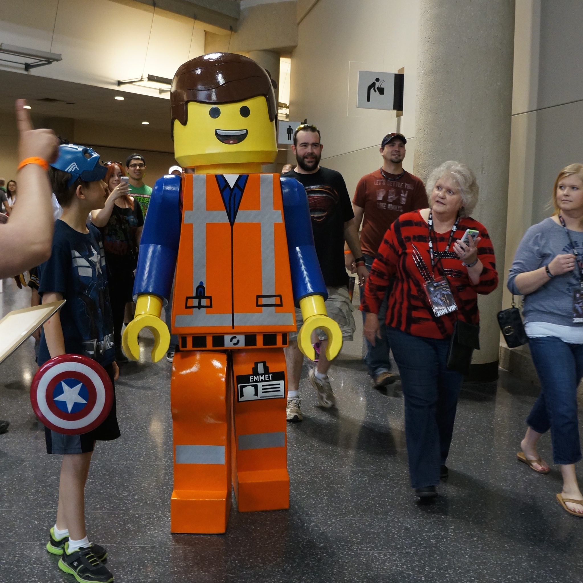 Everything is awesome at Fan Expo Dallas!