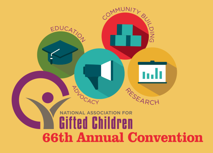 - Nov 7-10, 2019Albuquerque, NM- Beyond AP and IB: How Gifted Students Can Personalize High School- Breaking Barriers: Self-Advocacy Essentials for Underserved Gifted Learners- A Role for Everyone: A Simple Strategy for Spreading Ownership of Gifted Ed