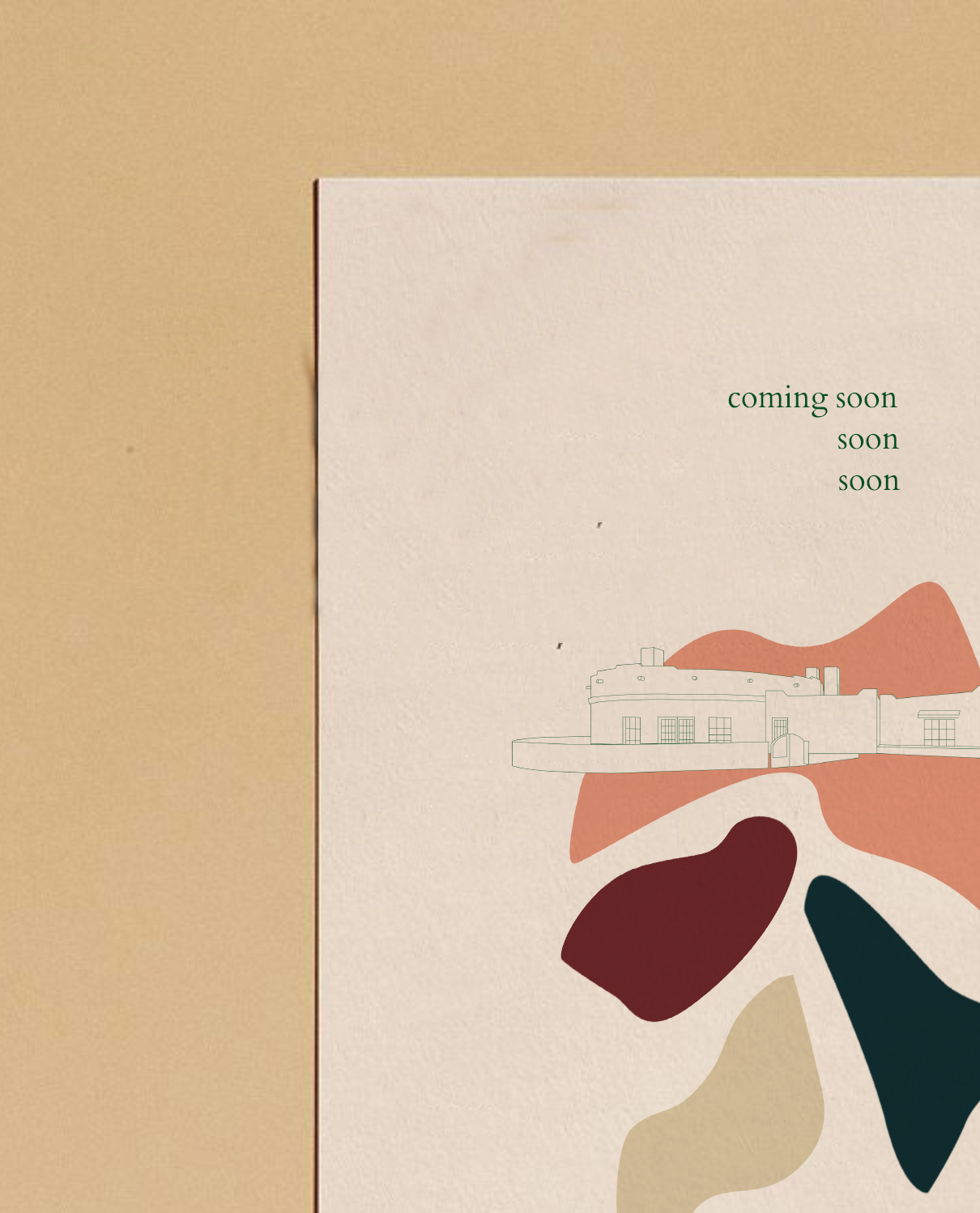 Little Pueblo  - Identity for a boutique inn in Taos, New Mexico.