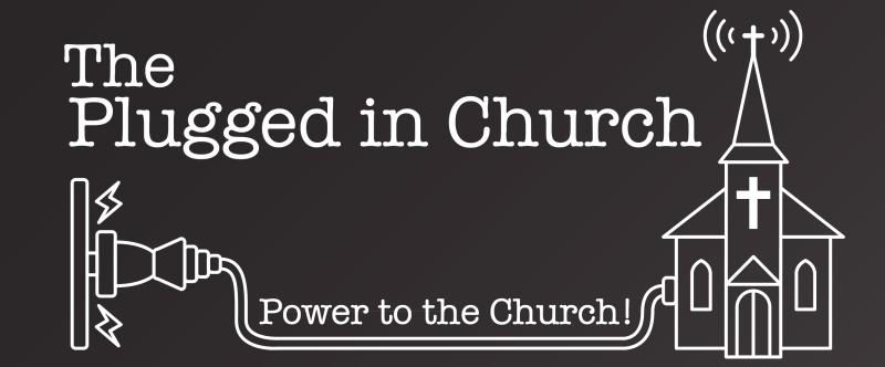 Plugged In Church Logo