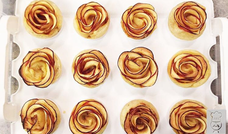 Canna Apple Roses