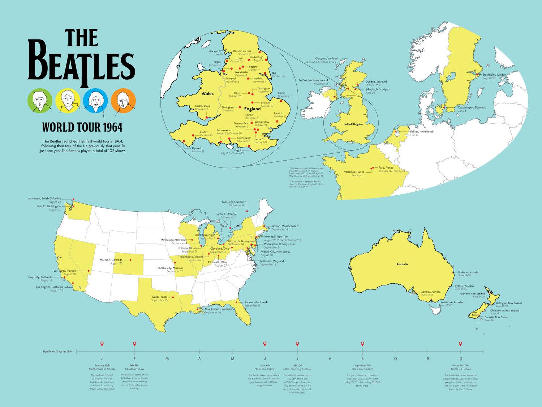 Beatles World Tour