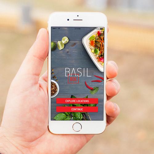 Basil Box App