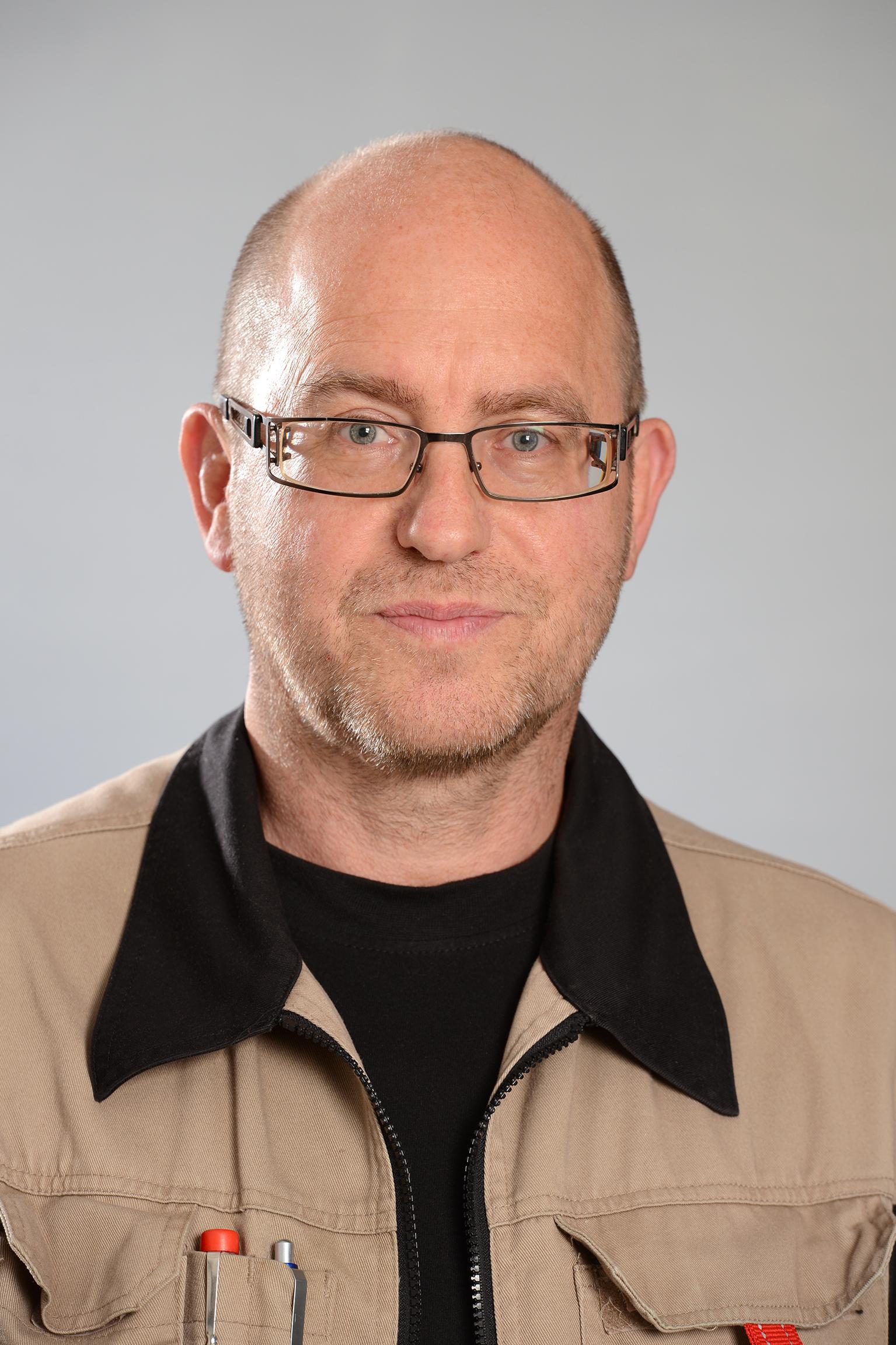 H. Scherm  Automaten-Servicetechniker