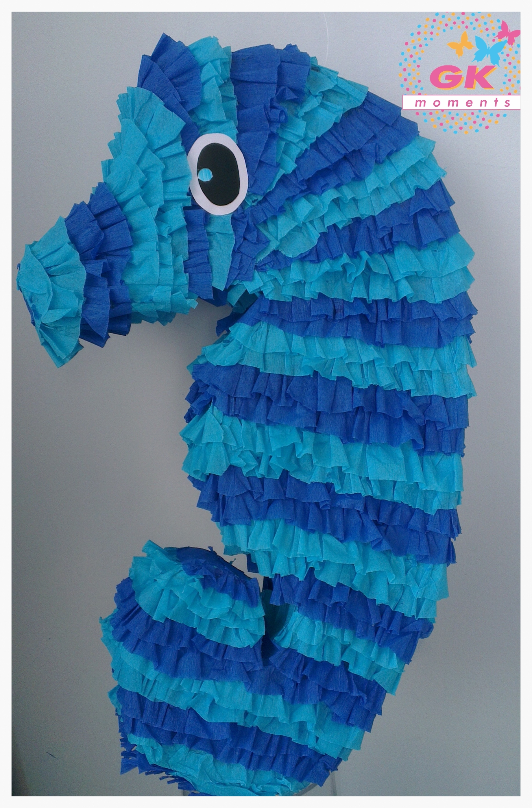 Seahorse Piñata