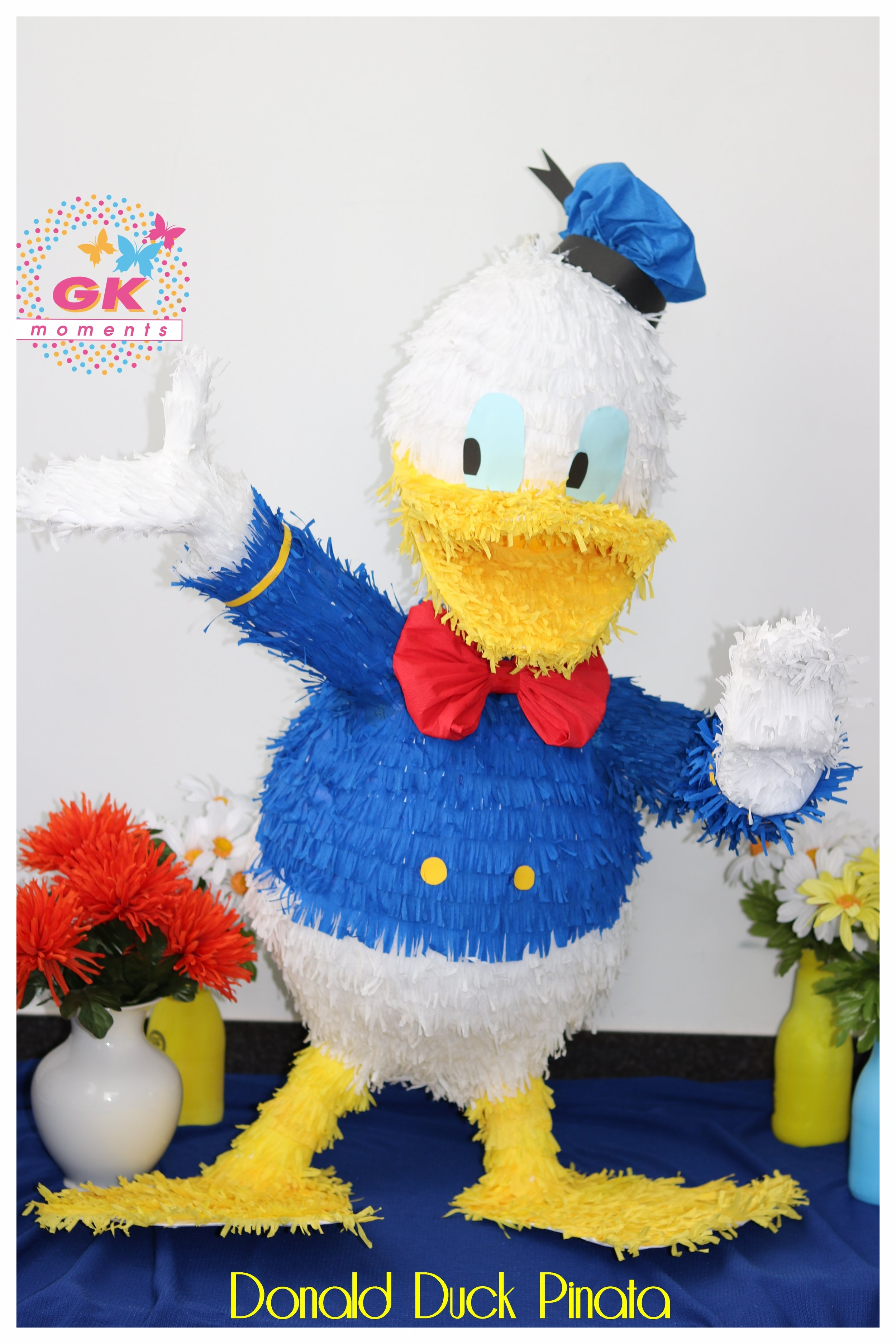 Donald Duck Pinata by GK Moments