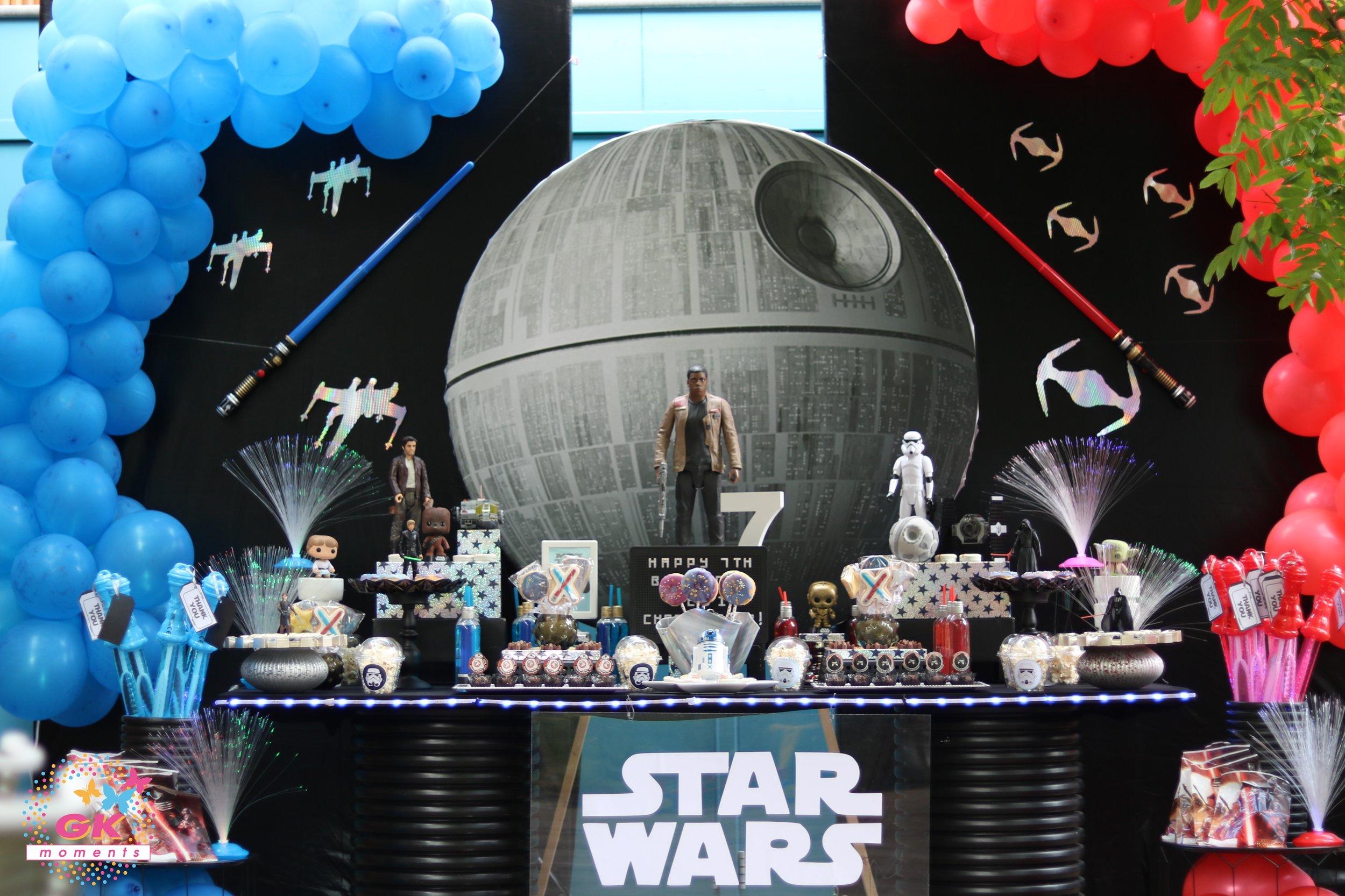 Star Wars Theme 7th birthday.JPG