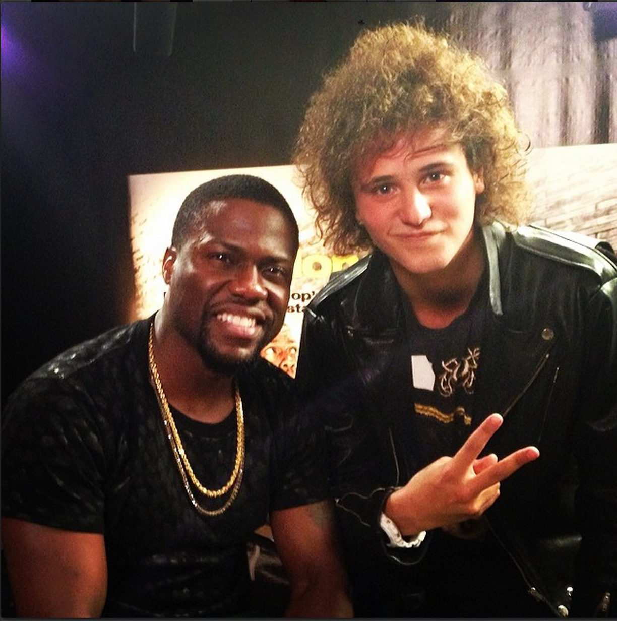 Kevin Hart - Ride Along interview