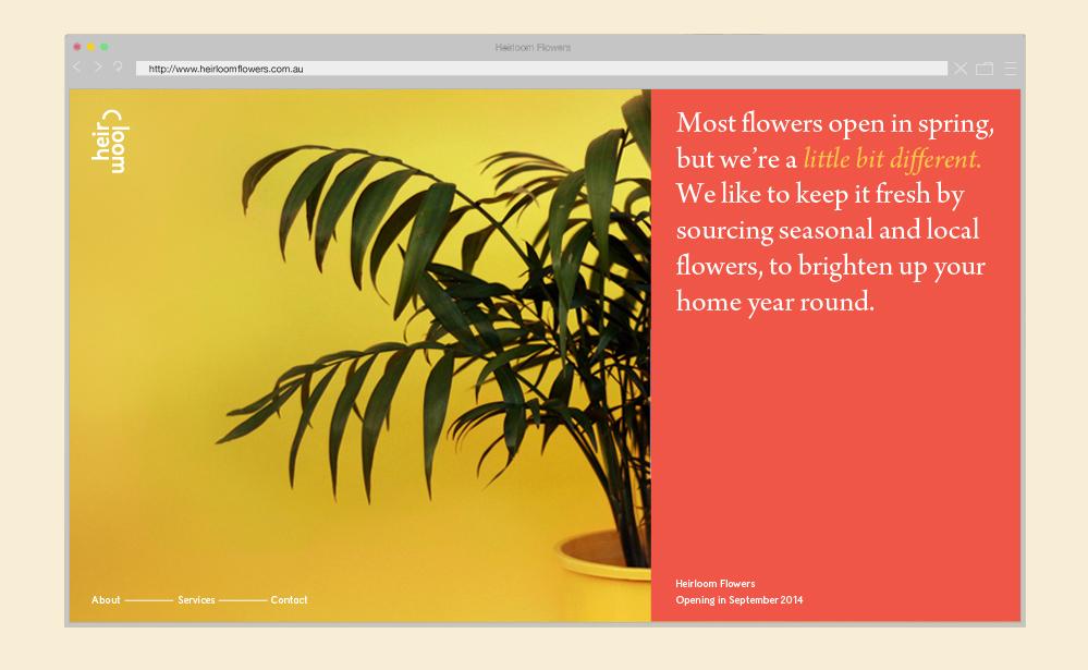 Website; desktop