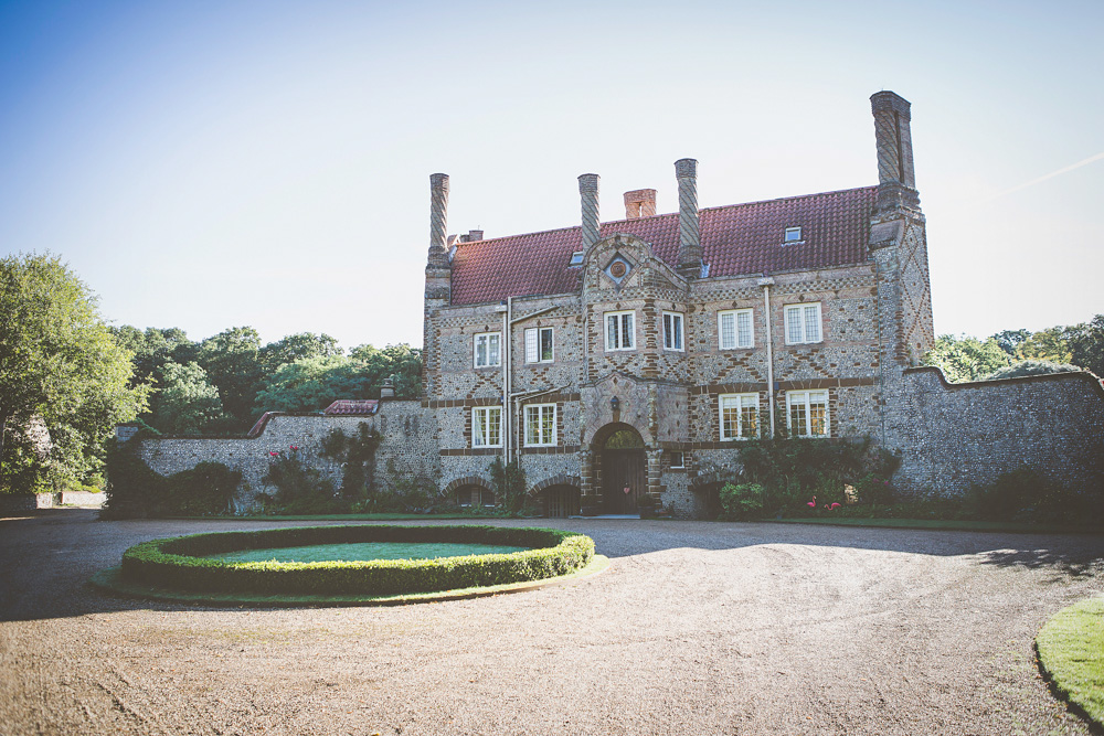 Voewood House wedding venue