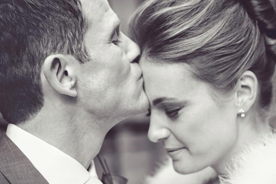 Alternative wedding photography at St. Ermins hotel London