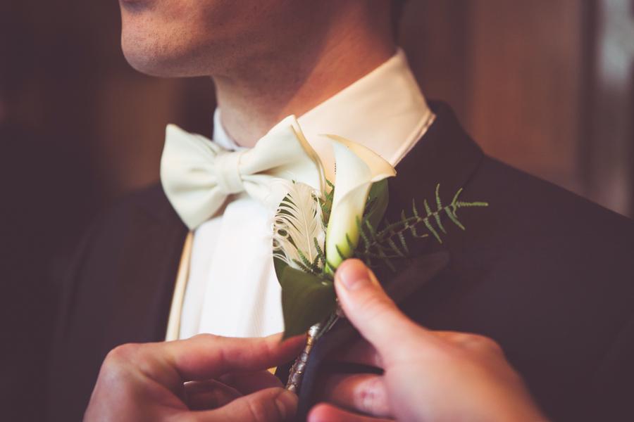 Black Tie wedding at Eltham Palace