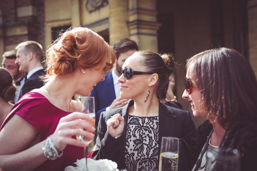 Wedding reception at Eltham Palace