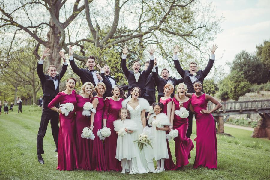 weddings at Eltham Palace