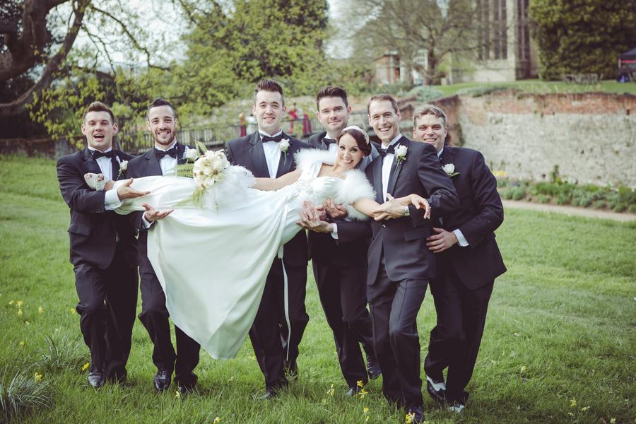 weddings at Eltham Palace 1