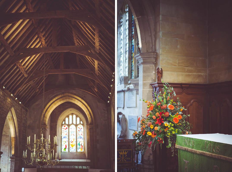 St. Marys church Chiddingstone