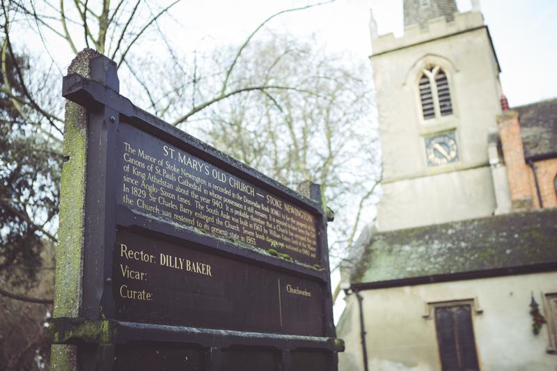 St. Marys Old Church Stoke Newington