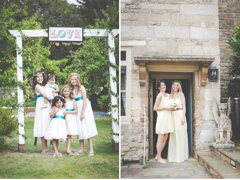 Rock My Wedding - festival inspired wedding