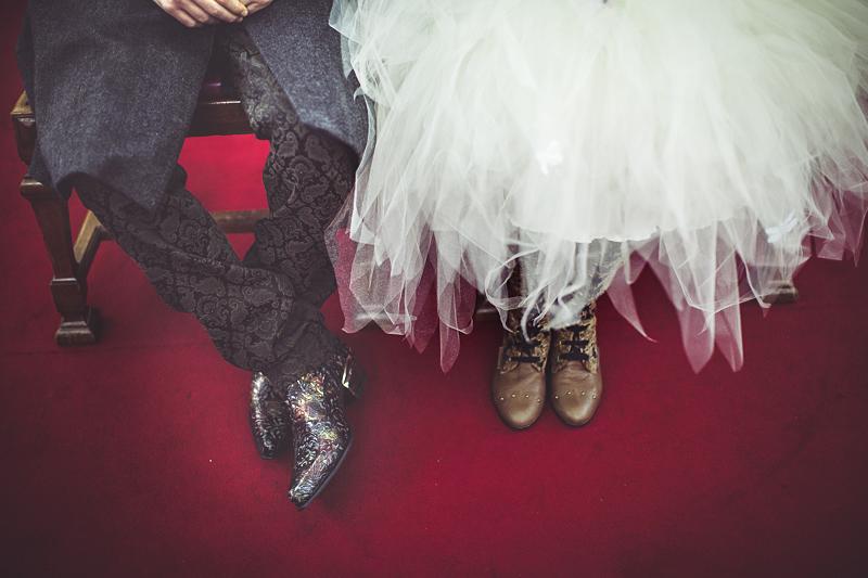 L-J and Jack's steam punk wedding